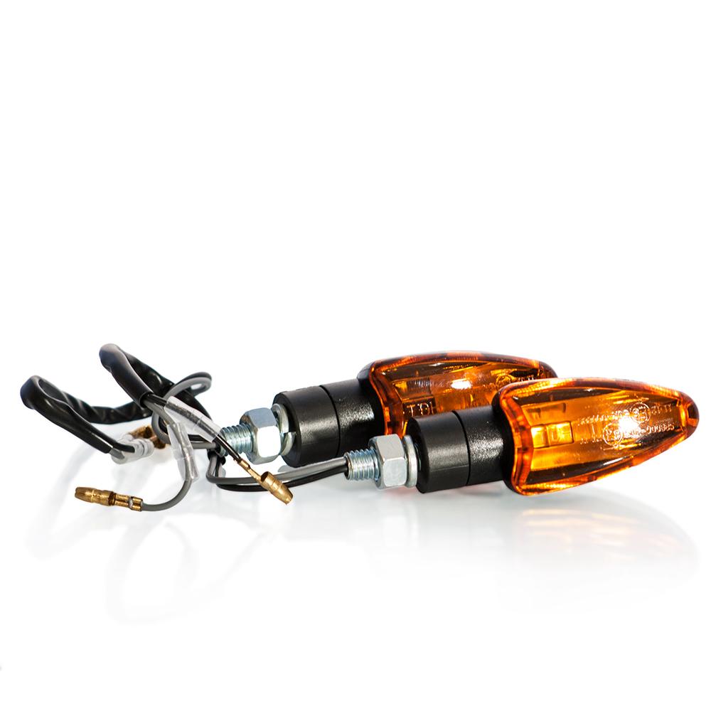 Universal Honda XR 125 Front and Rear LED Indicators Flasher set E Marked